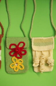 HAND KNIT BAGS