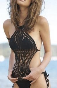 crochet beach suits SPL-08