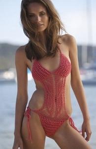 crochet beach suits SPL-05-1